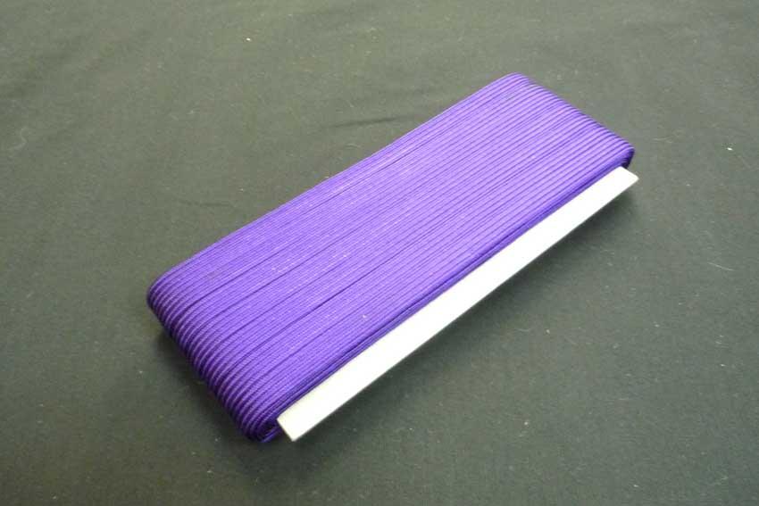 画像1: 表具用紐【紫】中90尺(30m) (1)