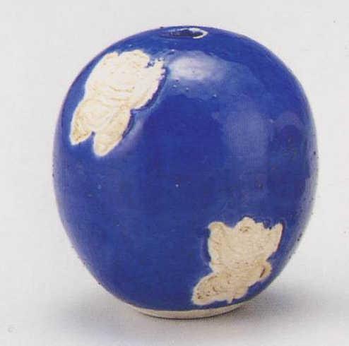 画像1: 清水焼 ゴス人形 (1)